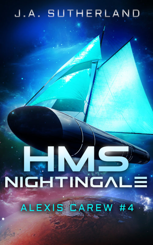 HMS Nightingale (Alexis Carew #4)