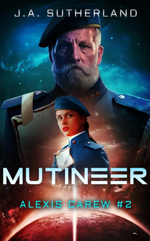 Mutineer (Alexis Carew #2)