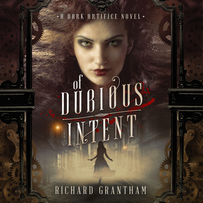 Of Dubious Intent (Dark Artifice #1)