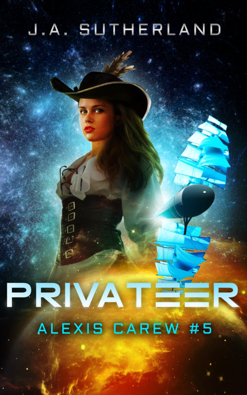 Privateer (Alexis Carew #5)