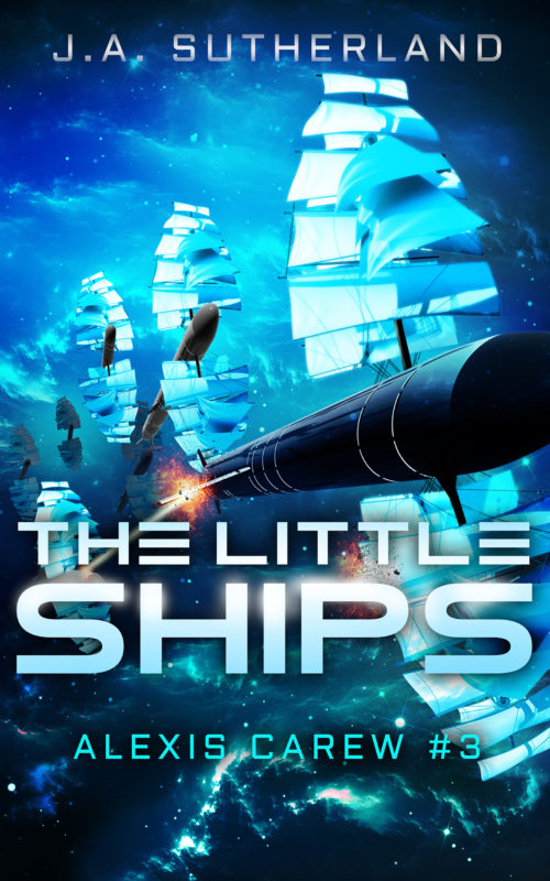 The Little Ships (Alexis Carew #3)